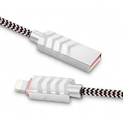 Кабель USB JOYROOM для Apple 8-pin Zinc Alloy Braided S-M327 1.2м Gold