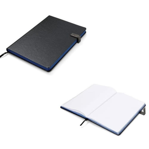 Блокнот BMW  M Notebook, Black / Blue, 80242454757