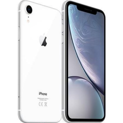 Смартфон Apple iPhone Xr, 64Гб, белый
