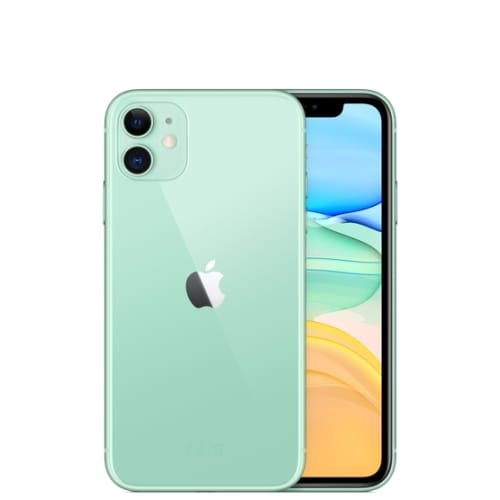 Смартфон Apple iPhone 11, 128Гб, зеленый