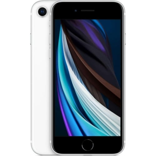 Смартфон Apple iPhone SE (2020) 64GB, белый, Slimbox