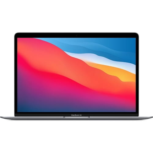 "Ноутбук 13"" Apple MacBook Air (2020) MGN63RU/A, Apple M1, 8Gb DDR4, SSD 256GB, серый космос (space grey)"