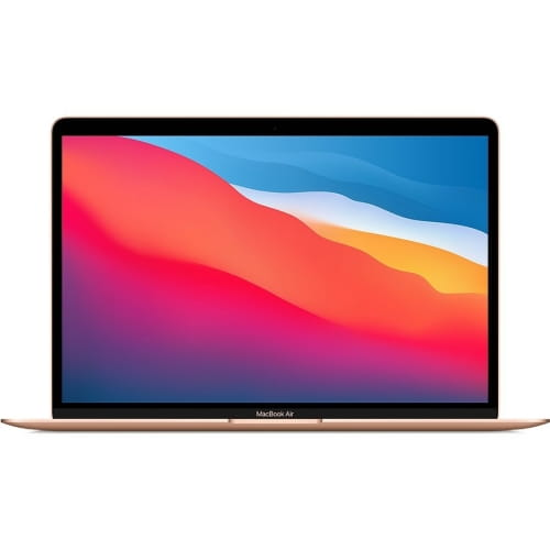 "Ноутбук 13"" Apple MacBook Air (2020) MGND3RU/A, Apple M1, 8Gb DDR4, SSD 256GB, золотой (gold)"