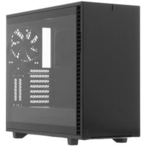 Корпус Fractal Design Define 7 Light TG [FD-C-DEF7A-02] черный