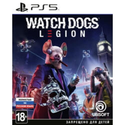 Игра Watch Dogs Legion (PS5)