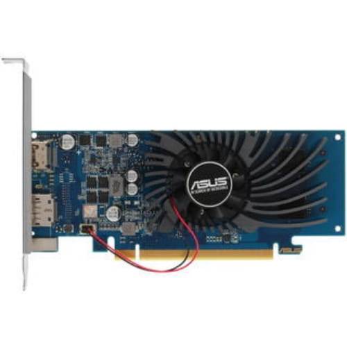 Видеокарта Asus GeForce GT 1030 LP [GT1030-2G-BRK]