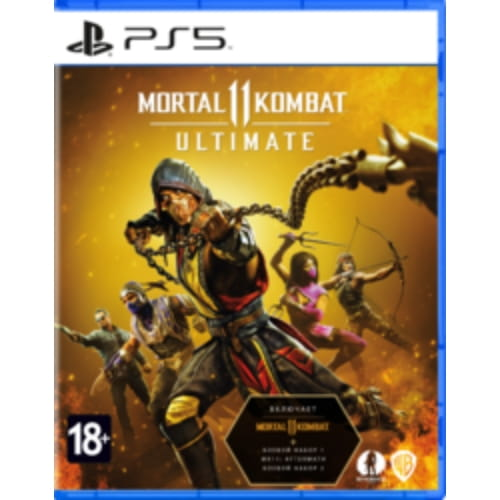 Игра Mortal Kombat 11 Ultimate (PS5)