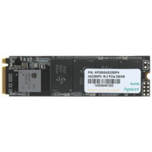 256 ГБ SSD M.2 накопитель Apacer AS2280P4 [AP256GAS2280P4-1]