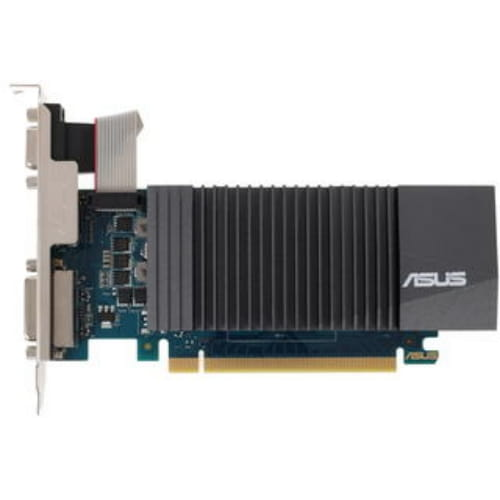 Видеокарта ASUS GeForce GT 710 Silent LP [GT710-SL-1GD5]
