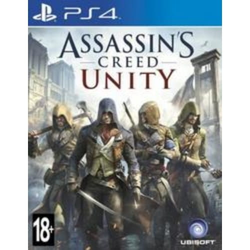 Игра Assassin's Creed: Unity (PS4)