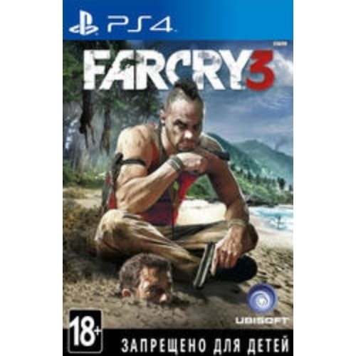 Игра Far Cry 3: Classic Edition (PS4)